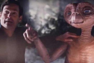 E.T. vuelve Graphy g